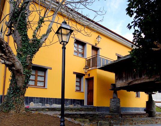 Apartamentos Rurales La Casa del Abuelo Justo