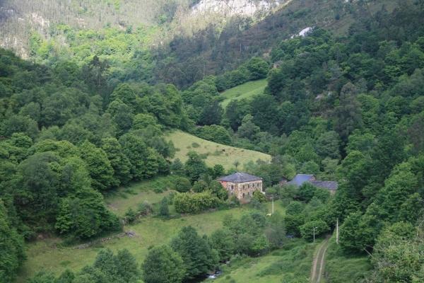 Apartamentos Rurales El Palacio